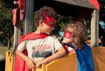 Creating kids costumes