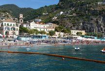 Costiera Amalfitana / Le foto della divina costiera