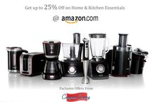 Home and Kitchen Appliances / Get Amazing Deals and Discounts on home and kitchen appliances from CouponCanny.in.