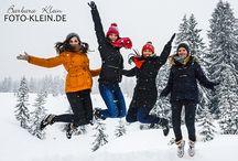 Wintershooting / Winteraufnahmen