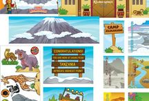Camp Kilimanjaro VBS / by Paula Bales