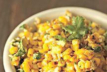 Corn Menu