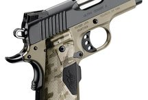 Gun Time / Some of our favorite guns to carry :-)