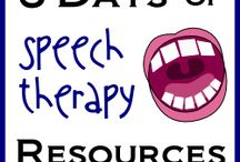 Speech and Language Therapy / Terapia del Lenguaje