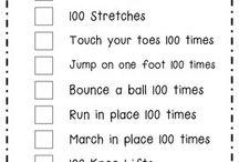 100 bewegingen