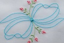 Machine Embroidery / by Sue McClary