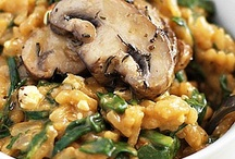 Meatless Main Dishes / by Jane Townsend