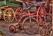 Bikes and Trikes / by Brenda Crockett