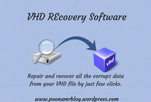 VHD Recovery Tools
