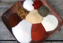 Seasoning / Spices / Condiments