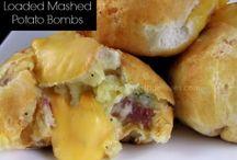 Recipes-Potato Dishes