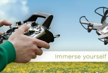 Immerse Yourself in Flight: Drones