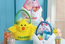 Easter with Lillian Vernon / Easter baskets, Easter treats, Easter decor - all things Easter!  / by Lillian Vernon