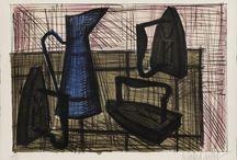 Bernard Buffet prints