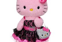 hello kitty / by MaeMae Renfrow