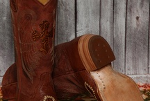 Cowgirl Boots & cowgirl stuff