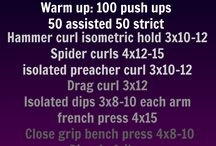 My kinda workouts