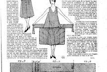 1920's free pattern