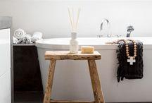 House styling: bathroom