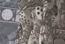Gundam Ilustration