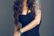 Tattoo girl inspo