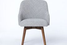 new and old designer chairs