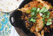 RECIPES~ONE POT WONDERS / GLORIOUS FOOD...SO EASY IN ONE POT!