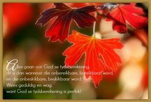 Afrikaanse opbouende aanhalings / Uplifting Quotes