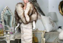 Barbie / Her designer outfits