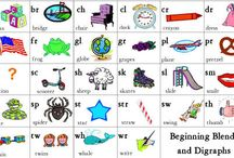 School: RELA-Blends/Digraphs / by Valerie F