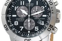 It's About Time / With a variety of time pieces from Citizen Watch, take your time finding the perfect watch for your lifestyle.