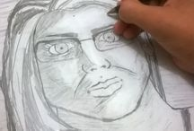 Coisas que faço / Artesanato, desenhos, etc...
