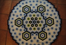 Hexies / by Quiet Time Quilts