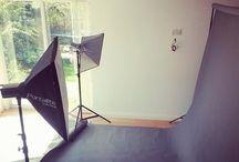 Home studio / A girl can dream