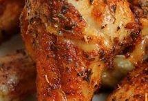 chicken (Cajun)