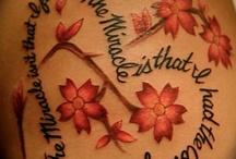 My Next Tatt / by Shirolyn Johnson Fredette