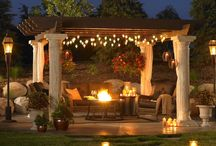 Take Me Outdoors / Relax in style with outdoor patio inspiration