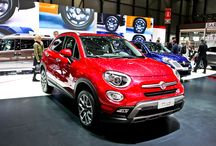 85th Geneva International Motor Show / At the 85th Geneva International Motor Show Fiat presents the New Fiat 500X with an automatic dual clutch transmission, 500 Vintage '57, Fiat Panda K-Way® and the New Doblò Trekking. Take a look at the photos!