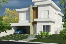 Design de interiores: Render 3D / Fachadas, projetos arquitetônicos, maquetes eletrônicas