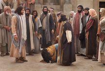 Lectio Divina Dominical / Reflexiones del Evangelio de los domingos a través de Lectio Divina