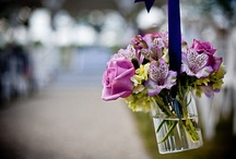 Aisle, Alter & Arch Flowers