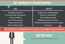 Jobseekers / Pins for jobseekers!