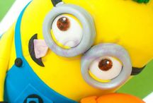 Minion Icecream Party - Its a Cake Thing By Jhoanee