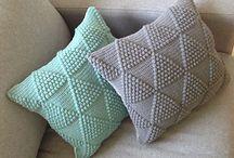 Crochet: Pillows