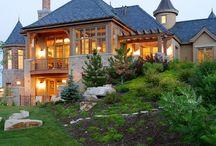 Casas / Casas de sonhos