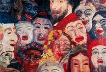 James Ensor 1860-1949