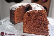 Chocolates / bizcocho