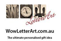 Letter Art Designs