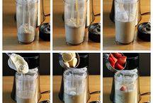 Oatmeal smoothies / Smoothie