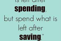 Money Hacks / Tips for saving money